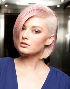 Trendy Short Bob Hairstyles With Bangs 2014