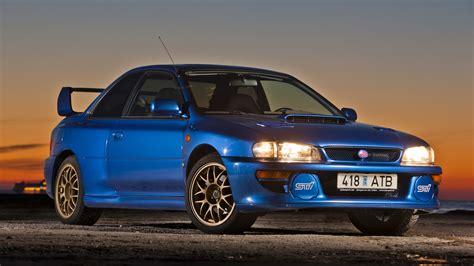 Subaru For Sale by A Holy Grail Subaru Impreza 22b Sti Is Up For Sale