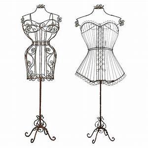 Mannequin Couture Réglable Professionnel : buste de mannequin femme mercerie couture ~ Teatrodelosmanantiales.com Idées de Décoration