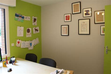 le de bureau vert anis déco bureau vert anis