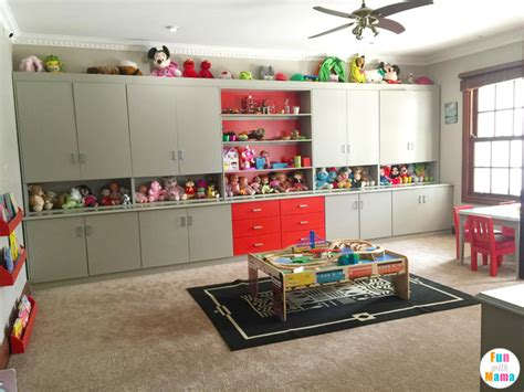 Kids Playroom Ideas And Toy Room Tips-fun With Mama