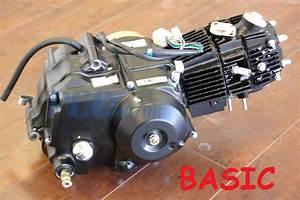 70cc Semi Motor Engine For Honda Crf50 Xr50 Z 50 Sdg Ssr