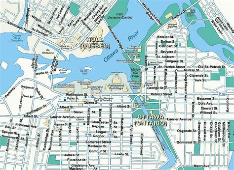 maps  ottawa