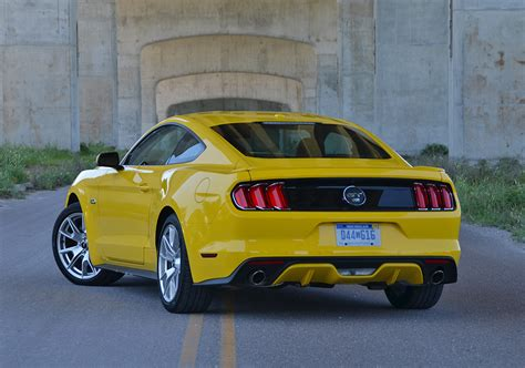 2015 Ford Mustang Gt 50th Anniversary Edition Review