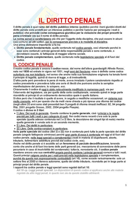 Mantovani Diritto Penale Parte Generale by Riassunto Esame Diritto Penale I Prof Patrono Libro