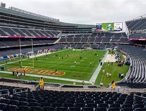 Soldier Field Section 249 Seat Views Seatgeek