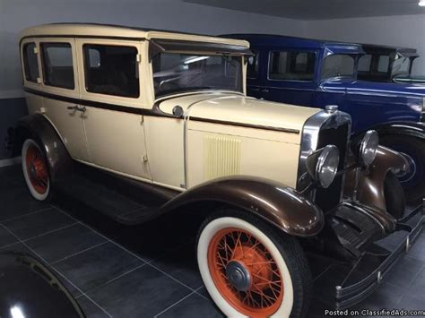 1930 Cars For Sale