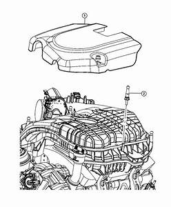 Dodge Charger Cover  Engine  Up To 03  03  14