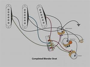 Strat Blender Wiring Diagram Sample