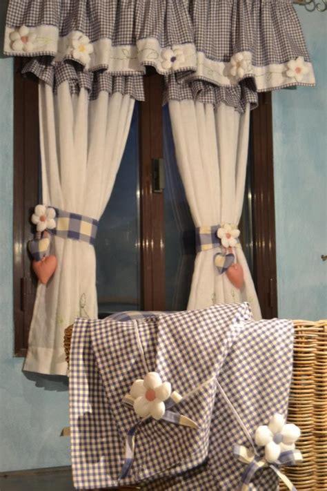 tessuti e tendaggi rivista tende e stoffe country chic