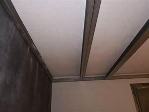 Faux Plafond Autoportant : prix d 39 une isolation phonique de plafond ~ Nature-et-papiers.com Idées de Décoration