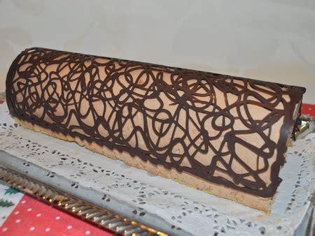 comment faire des decor en chocolat comment faire decoration buche visuel 4
