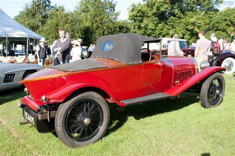 Bugatti Type 30 - 2011 Goodwood Festival of Speed