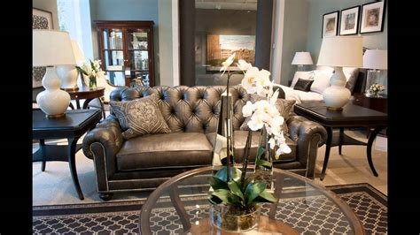 ethan allen living room furniture youtube