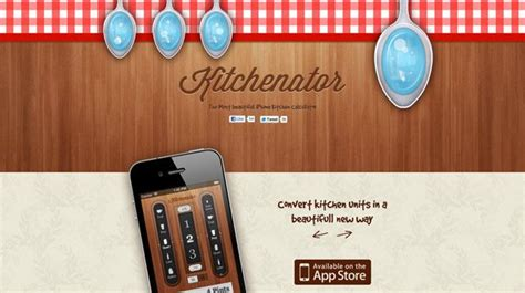kitchenator css gallery csscowcom  images app