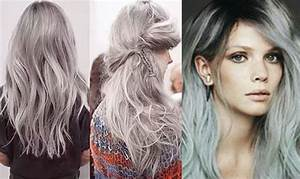 How To Get Best Silver Hair Dye Your Hair Silver From