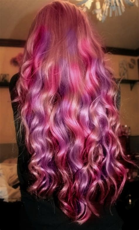 171 Best Images About Pink Hair On Pinterest Hot Pink
