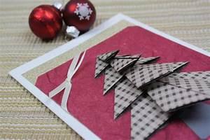 Weihnachtskarten Selber Basteln Anleitung : weihnachtskarten selber basteln ~ Yasmunasinghe.com Haus und Dekorationen
