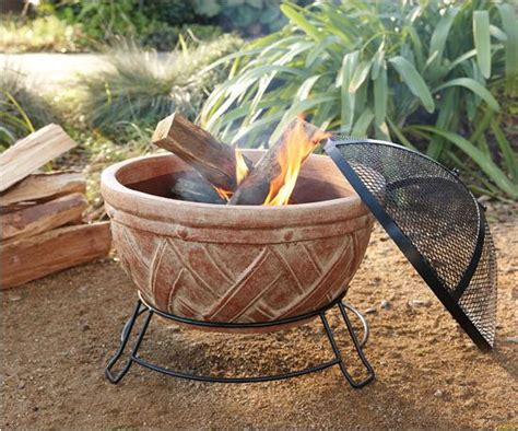 Terra Cotta Fire Pit How To Install Stone Around Fireplace Contemporary Tiles Cleaning Outdoor Porch Add A Gas An Existing Home Art Deco Mantels Built In Tv Kracklebox Sound System