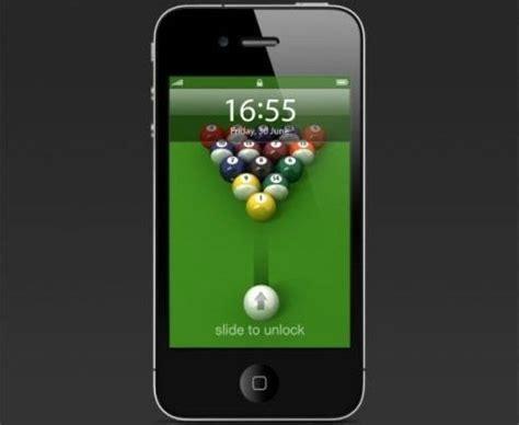 fun game lockscreen concept  ios spicytec