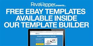 free ebay listing templates available inside our template With free ebay templates builder