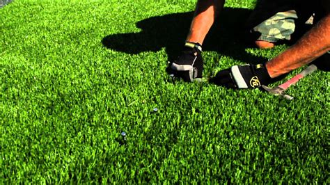 guide  installing artificial turf   easy steps