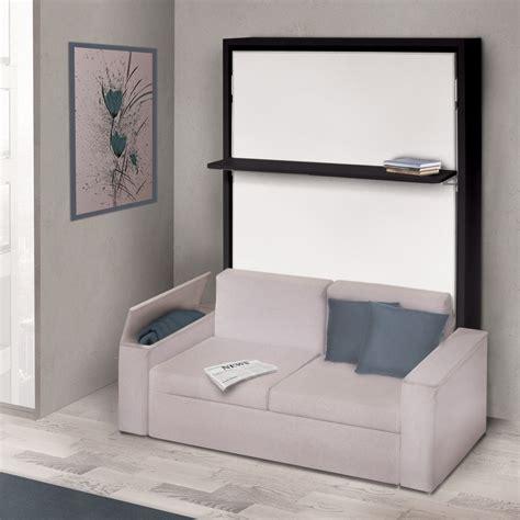 lit avec canapé lit escamotable avec canapé intégré my