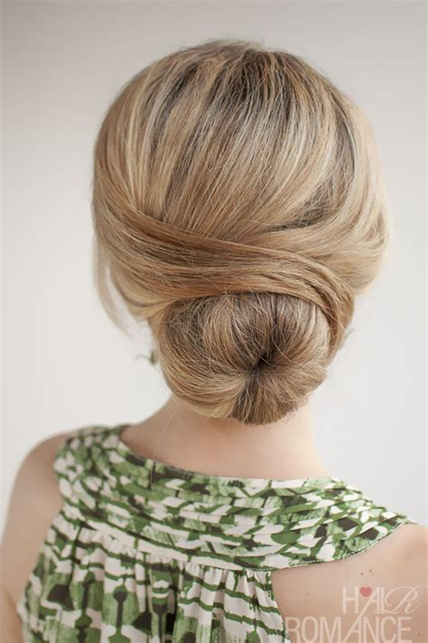 hair bun styles homecoming hairstyles from wear these to the 4658