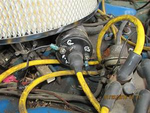 1976 Dodge With 383 Converted From Electronic Ignition To Points
