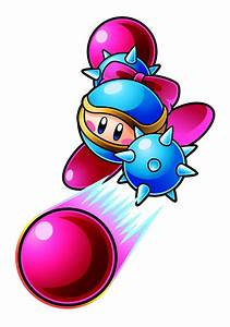 Iron Mam - Kirby Wiki - The Kirby Encyclopedia