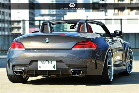 duke dynamics bmw  wide body kit