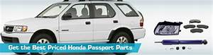 Honda Passport Parts