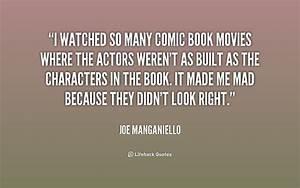 Comic Books Quo... Great Comic Book Quotes