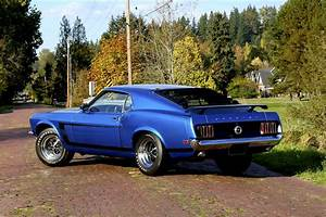 1969 FORD MUSTANG BOSS 302 FASTBACK - 188833