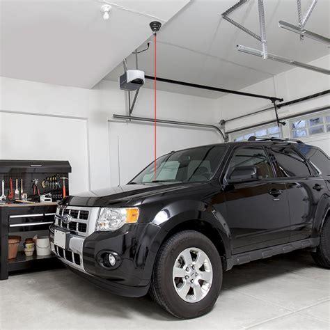 home garage parking assist laser sensor aid guide stop