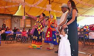 In Mexico, a baptismal party to remember | La Plaza | Los ...