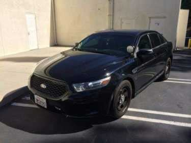 ford taurus police interceptor  sale  craigslist