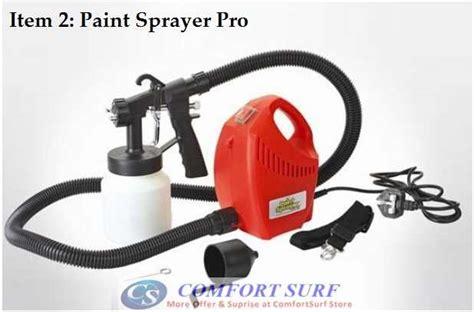 Quality Oringal Paint Sprayer Pro Paint Zoom
