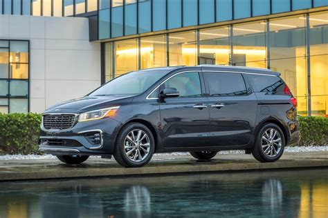 kia carnival facelift revealed    speed auto