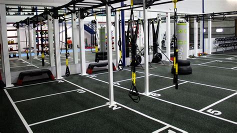 Using Gym Floor Markings To Enhance Your Circuit Sessions