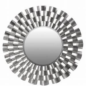 Runder Spiegel Silber : spiegel mit silbernen rahmen amazing cool spiegel copia xcm wandspiegel barock antiksilber ~ Whattoseeinmadrid.com Haus und Dekorationen