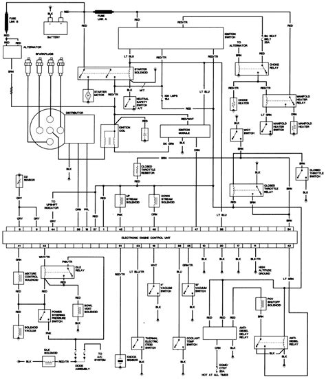 engine wiring images for jeep cj engine wiring diagram