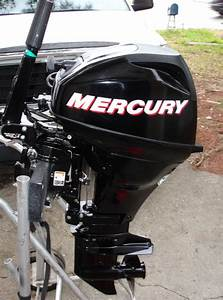Used Mercury 9 9 Hp 15 Hp 20 Hp And 25 Hp Outboard Motor Mercury Outboards