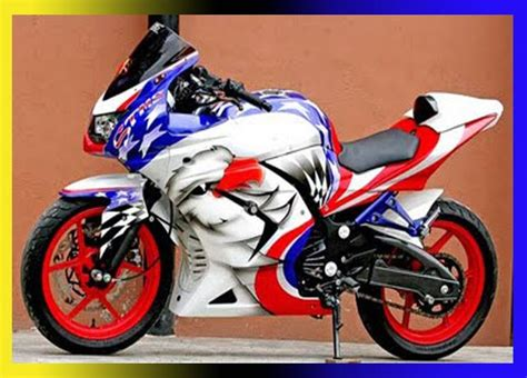250 Abs Modifikasi by Modifikasi 250 Abs Glossy Airbrush