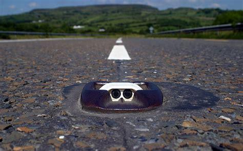 Led Road Lights Improve Accident Black Spots Lighting