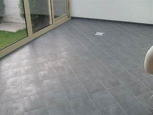 pose carrelage sur parquet trendy with pose carrelage sur With prix pose carrelage imitation parquet