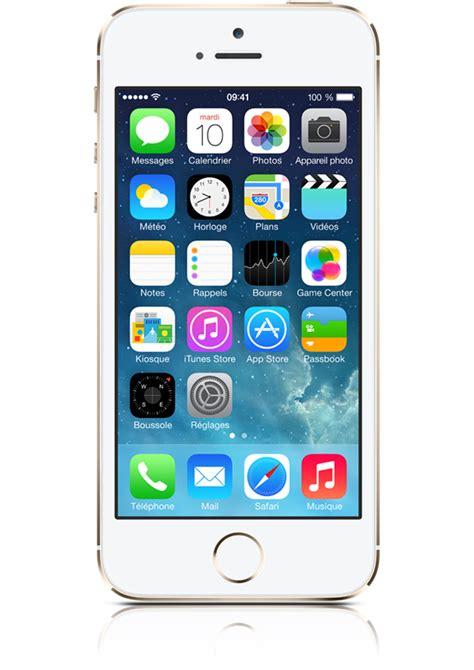 iphone de iphone 5s 16go or avis et prix avec forfait