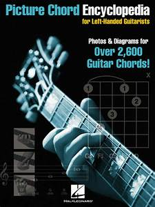 Picture Chord Encyclopedia For Left Handed Guitar 2600