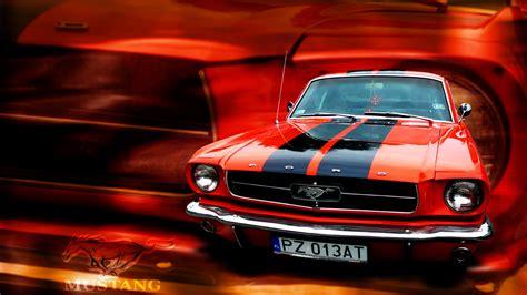 Classic Mustang Wallpaper Hd Classic Mustan, Ford Mustang