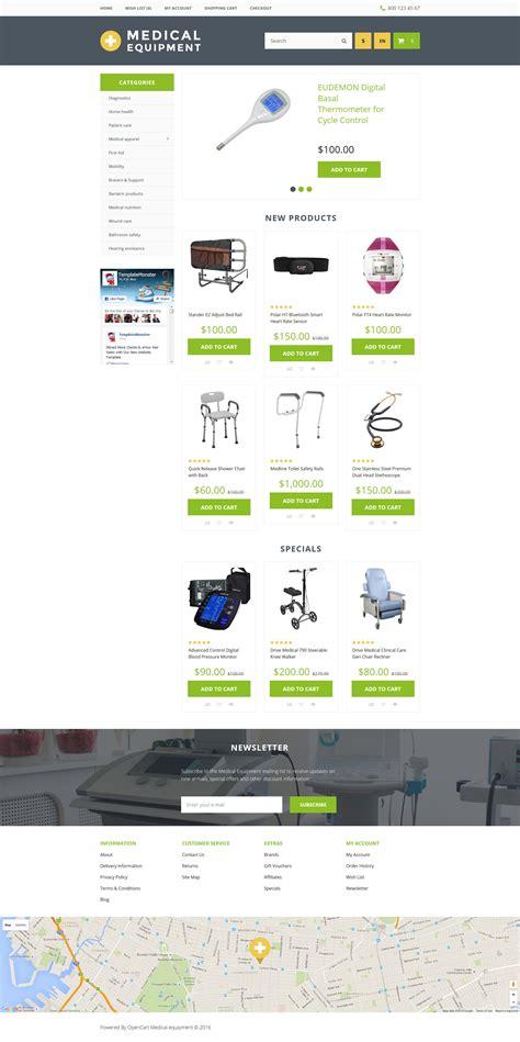 Templates Amen Ecommerce by Template Opencart Flex 237 Vel Para Sites De Equipamento